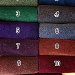 ผ้า คลุม อิสลาม เนื้อ เกล็ดทราย HJ1157