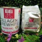 EiEi Collagen Pure White 100,000 mg อิอิ คอลลาเจน ให้เรื่องขาวๆ กลายเป็นเรื่องง่ายๆ