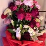 ช่อดอกไม้ 41