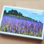 โปสการ์ด Lavender 30ใบ/เซ็ท