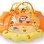 PG1670Orange เพลยิมลายลูกหมีง่วงนอนสีส้ม thumbnail 1