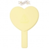 LOVE 3CE HEART HAND MIRROR [Yellow] สีเหลือง
