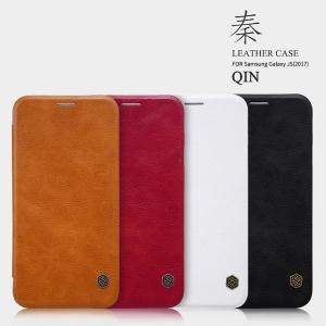 เคสมือถือ Samsung Galaxy J5 Pro (2017) รุ่น Qin Leather Case