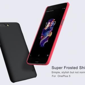 เคสมือถือ OnePlus 5 รุ่น Super Frosted Shield