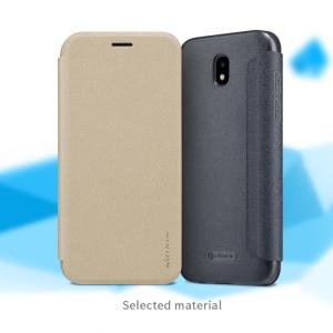 เคสมือถือ Samsung Galaxy J7 Pro (2017) รุ่น Sparkle Leather Case