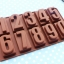 พิมพ์ขนม ตัวเลข 0 - 9 รหัส B136 thumbnail 2