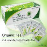 Organic Tea ชาสำหรับลดน้ำตาลในเลือด ลดความดัน