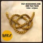 Vj1092 คินทูน่า ฟูสะ เชือก ทอง - Junction Produce Kintuna Gold Rope
