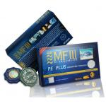 MF3 PE SOFTGELS ADVANCED FORMULA WITH PLACENTA THE WORLD'S PIONEER IN CELL THERAPY 30 SOFTGELS [SWISS MADE] 4 Pcs.