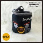 กระป๋องใส่มือถือ และ ของอเนกประสงค์ในรถ แองกรีเบิรด์ : Car pocket - ANGRY BIRD