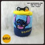 กระป๋องใส่มือถือ และ ของอเนกประสงค์ในรถ ลายสติช : Car pocket - Stitch