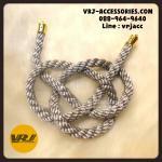 Vj1093 คินทูน่า ฟูสะ เชือก เงิน - Junction Produce Kintuna Silver Rope