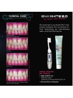 ENA White 2.0 —professional home bleaching แปรงสีฟันชุดเคลือบฟันขาว จากประเทศอิตาลี ทัตกรรมระดับโลกให้การรับรอง