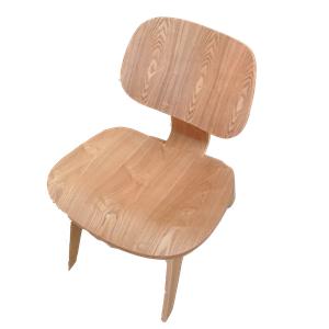เก้าอี้ไม้ Eames LCW Lounge Chair
