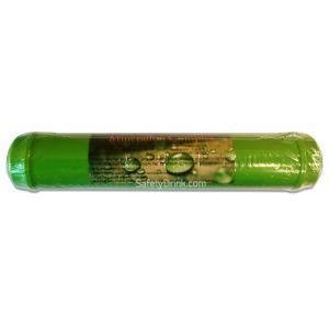 ไส้กรองน้ำด่าง Inline ORP (Green) 10 นิ้ว