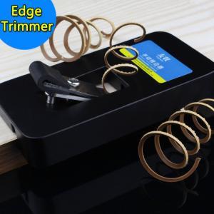 เครื่องเก็บขอบแผ่นเอจ (Manual Edge Banding Trimmer)