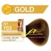 ครีมเปลี่ยนสีผม ดีแคช มาสเตอร์ แมส คัลเลอร์ครีม Dcash Master Mass Color Cream AH 703 น้ำตาลคาราเมลประกายทอง (Caramel Brown Gold Reflect) 50 ml.