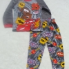 Baby Joe : ชุดนอนลายคาร์ สีเทา size 3T