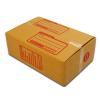 กล่องไปรษณีย์ฝาชนเบอร์ 0 ขนาด 11 X 17 X 6 cm. ใบละ 2 บาท