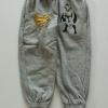 GapKids : กางเกงขาจั๊ม สกรีนลาย Superman สีเทา เนื้อผ้าหนา ด้านในเป็นผ้าสำลี Size : 2