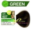 ครีมเปลี่ยนสีผม ดีแคช มาสเตอร์ แมส คัลเลอร์ครีม Dcash Master Mass Color Cream GR 607 บลอนด์เข้มประกายเหลือบเขียว ( Dark Blonde Green Reflect) 50 ml.