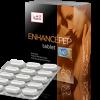 LAB R.M.S. ENHANCEPEP Tablets 60 tablets per pack เพิ่มประสิทธิภาพทางเพศและระบบป้องกันที่อาจทำให้เกิดการหย่อนสมรรถภาพทางเพศและความผิดปกติทางเพศได้ทั้งในชายและหญิง