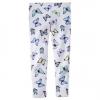 Carter's : เลกกิ้ง สีขาว ลายผีเสื้อ (งานขีดป้าย) size 3T