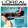 ครีมหมักผม ลอรีอัล แฮร์ สปา รีแพร์ริ่ง ครีมบาท L'oreal Hair Spa Repairing Creambath สูตรบำรุงผมแห้งเสียและอ่อนแอมาก 1,000 ml