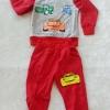 Carter's : Set เสื้อแขนยาว+กางเกงขายาว ลาย คาร์ สีแดง เนื้อผ้า นิ่ม ไม่หนามาก Size : 1y / 4y / 5y / 6y / 7y