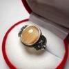 แหวน แก้วพิรุณแสนห่าสีทอง สายฝนแห่งเงินทอง แหวน Freesize ขนาดเม็ด 1.2*1 ซม