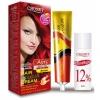 ครูเซ็ท ครีมย้อมผม รุ่น A เอ 915 สีแดงสด Cruset Hair Colour Cream A Series A 915 Richy Red 60 ml.