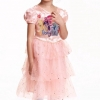 H&M : ชุดเดรสพิมพ์ลายม้าโพนี่ สีโอรสอ่อนๆ กระโปรงมีผ้ามุ้งระบายเป็นชั้นๆ สวยค่ะ size : 8-10y