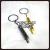 พวงกุญแจ ปลายท่อ พวงกุญแจรถซิ่ง : Keychain