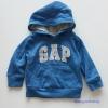 Gap : กันหนาว Gap แบบสวมมีฮูด สีน้ำเงินSize : 12-18m