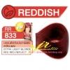 ครีมเปลี่ยนสีผม ดีแคช มาสเตอร์ แมส คัลเลอร์ครีม Dcash Master Mass Color Cream RR 833 บลอนด์สว่างประกายแดงเหลือบแดง (Extra Light Blonde Red Red Reflect) 50 ml.