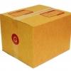 กล่องไปรษณีย์ฝาชนเบอร์ G ขนาด 31 X 36 X 26 cm. ใบละ 12 บาท