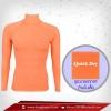 เสื้อรัดกล้ามเนื้อ รุ่น Quick Dry มีรูระบายอากาศ สีส้ม orange