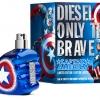 น้ำหอม Diesel Only The Brave Captain America Limited Edition