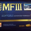 MF3 PE Softgels AF with Premium Fish DNA Cellular Extracts 30 SOFTGELS [SWISS MADE]