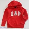 Gap : กันหนาวแบบสวม สีแดง ( ใส่ได้ทั้ง ชาย-หญิง) size 6-7y