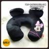 Vj1095 หมอนรองคอรูปตัวยู มินนี่ย เมาส์ มีหู : Neck Pad – Minnie Mouse