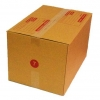 กล่องไปรษณีย์ฝาชนเบอร์ 7 ขนาด 35 X 50 X 32 cm. ใบละ 18 บาท