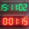 นาฬิกาดิจิตอลLED 3นิ้ว 6หลัก
