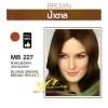 MB 227 สีบลอนด์ น้ำตาลประกายน้ำตาล Blonde Brown Brown Reflect ปิดผมขาว 100%