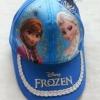 หมวก เจ้าหญิง Frozen สีฟ้าเข้ม