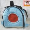 กระเป๋าสะพาย ทรงปลา สีฟ้า