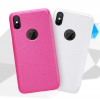 เคสมือถือ Apple iPhone X รุ่น Sparkle Leather Case
