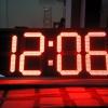 นาฬิกาดิจิตอลLED 40นิ้ว 4หลัก
