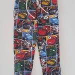 L.O.G.G H&M : กางเกงขาจั๊มลาย Mcqueen เต็มตัว size : 1.5-2y