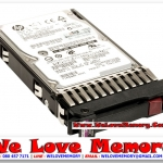 512547-B21 HP 146GB 15K RPM SAS 6GBPS 2.5INC DUAL PORT HOT-SWAP W/TRAY HDD